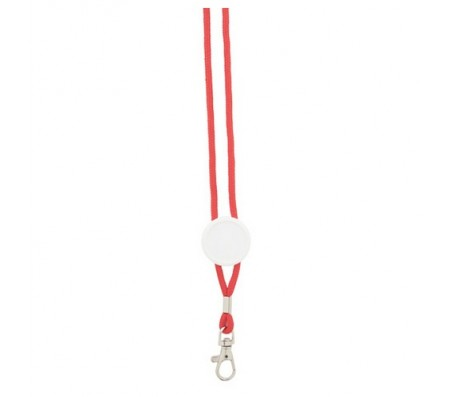 Perux nyakpánt, piros