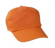 Sport baseball sapka, narancssárga