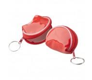Dyna kulcstartós pénztárca, piros