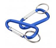 Zoko kulcstartó, kék