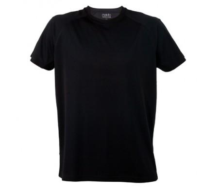 Tecnic Plus T felnőtt póló, fekete