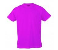 Tecnic Plus K gyermek póló, magenta