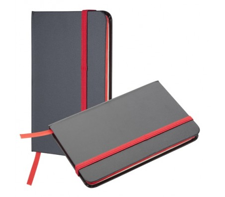 Kolly notesz, piros