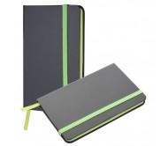 Kolly notesz, zöld
