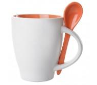Spoon bögre, narancssárga